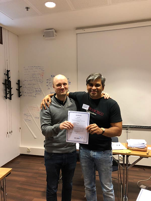Finland Deep Learning workshop, 5 - 6 June 2018 02 - deepkapha.ai