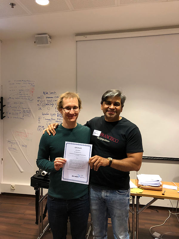 Finland Deep Learning workshop, 5 - 6 June 2018 07 - deepkapha.ai