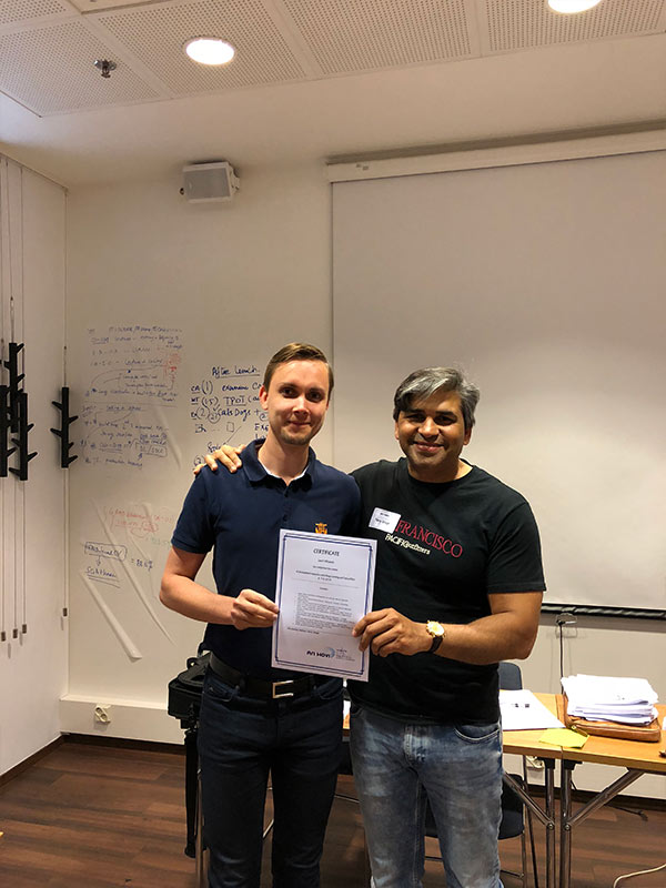 Finland Deep Learning workshop, 5 - 6 June 2018 08 - deepkapha.ai