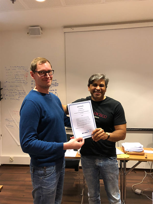 Finland Deep Learning workshop, 5 - 6 June 2018 12 - deepkapha.ai